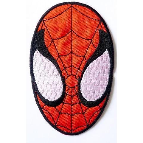 Spiderman abbigliamento Patch Superhero Patches Cartoon per