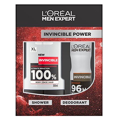 Desodorante antitranspirante L'Oreal Men Expert Invincible Power