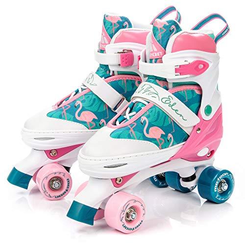 meteor 3in1 Inline-Skates - Rollschuhe - Schlittschuh - Kinder Damen Rollerskates Set - Dieser Schuh ist im Sommer als Inline-Skates Rollschuh -im Winter als...