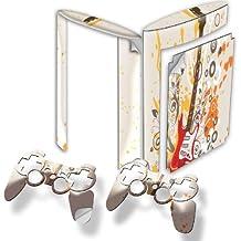 Colección 24, Custom Consola PS3FAT Slim Full Body diseño pantalla Skin Protector Funda Meine Musik 10007 PS3 Superslim Designfolie