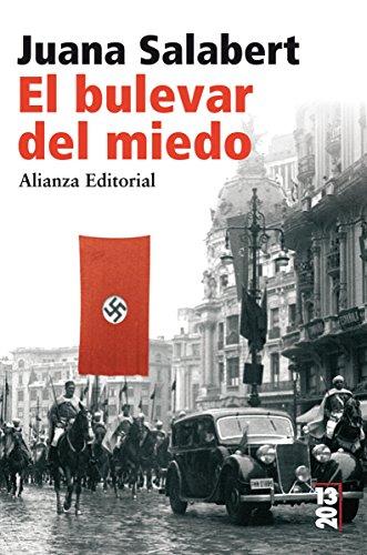 El bulevar del miedo (13/20 nº 61) por Juana Salabert