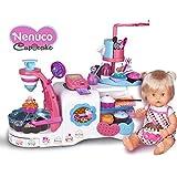 Nenuco - Tienda de cupcakes (Famosa 700011693)