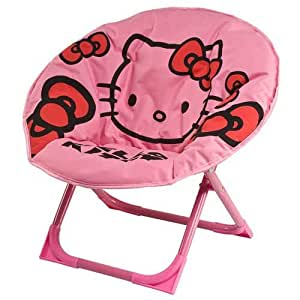 chaise pliante hello kitty jeux et jouets. Black Bedroom Furniture Sets. Home Design Ideas