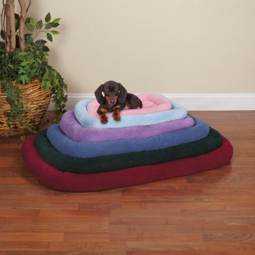 slumber-pet-sherpa-dog-crate-bed-medium-baby-pink-by-petedge-dealer-services