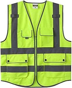 Abbigliamento di sicurezza industriale Vest Vestibilit/à Riflettente GearX