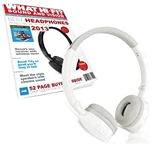 ORZLY® - SD50 SoundWear Casque Bluetooth Stéréo - BLANC