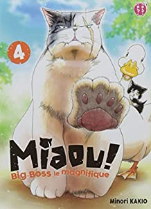 Miaou ! Big-Boss le Magnifique Edition simple Tome 4