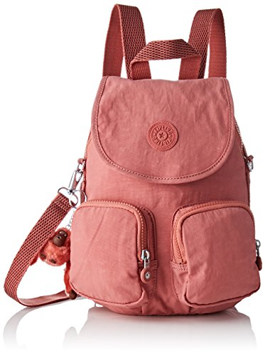 Kipling Damen FIREFLY UP Rucksack, (Dream Pink), 22x31x14 cm