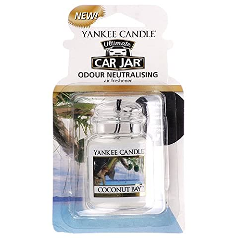 Yankee Candle Coconut Bay Ultimate Car