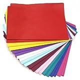 Bumper 480Seidenpapier Ries–10Vivid Farbe Sortiment