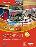 Komplettkurs Spanisch Neu: Paket: 2 Übungsbücher + 6 Audio-CDs (Komplettkurs Neu)