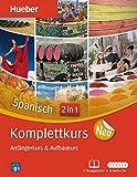Komplettkurs Spanisch Neu: Paket: 2 Übungsbücher + 6 Audio-CDs (Komplettkurs Neu) - Trinidad Bonachera Álvarez