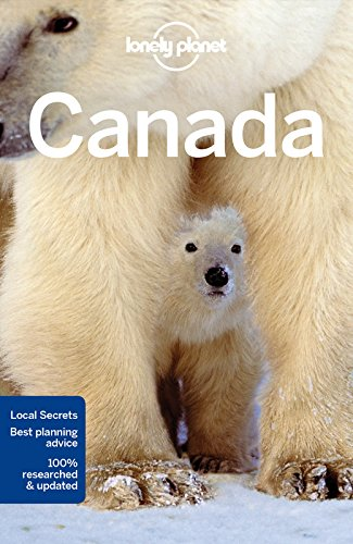 Lonely Planet Canada (Travel Guide)