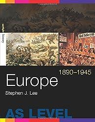 Europe, 1890? 1945 (Spotlight History) by Stephen J. Lee (2003-09-25)