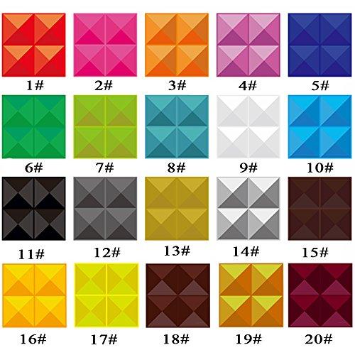 yazi-4-Store-Shop-3D-Dalles-de-Revtement-mural-20-couleur-papier-peint-intrieur-Panneaux-dcoratifs-Reconditionn-300-x-300-mm