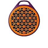 Logitech X50 Wireless Bluetooth Speaker (Purple/Orange)