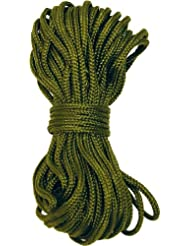 BCB CM030 Olive Green - Paracord 15M Breaking Strain 50Kg