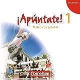 ¡Apúntate! - Ausgabe 2008: Band 1 - Audio-CD