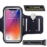 Mpow Brassard Sport iPhone 6/6S Samsung S7/ S6/ S6 Edge/S5, 5.1' Etui Brassard Sports...