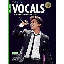 Rockschool: Vocals Grade 1 - Male 2014-2017 by Various (8-Sep-2014) Paperback