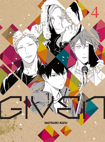 Given Edition simple Tome 4