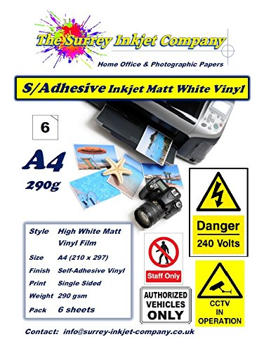 6-sheets-a4-inkjet-vinyl-matt-white-self-adhesive-sticker-label-paper-water-resistant-290-g