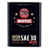 Motul Classic Oil SAE 302L pas cher