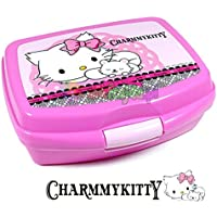 Preisvergleich für Artist Collection The Dog Charmmy Kitty - süße Katze - Kinder Brotdose / Lunchbox / Sandwichbox - tolle Geschenkidee -