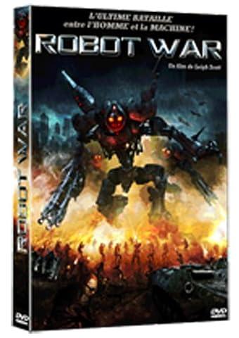 Robot war (L'ultime bataille entre l'homme et la machine))