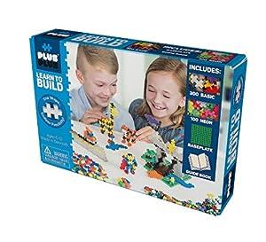 Plus-5008 Juguete de construcción - Juguetes de construcción (Juego de construcción,, 5 año(s), 600 Pieza(s), Niño/niña, Adultos y niños)