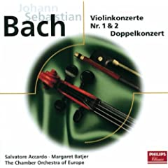 J.S. Bach: Concerto for 2 Violins, Strings, and Continuo in D minor, BWV 1043 - 2. Largo ma non tanto