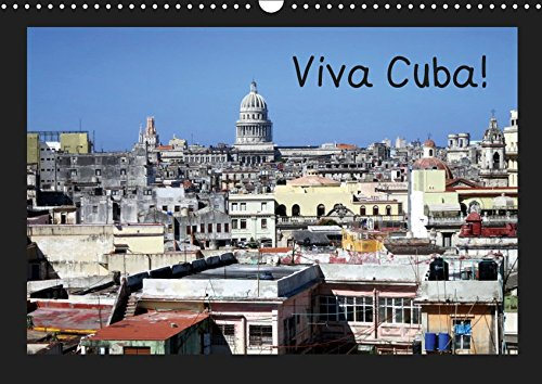Viva Cuba! (Wandkalender 2019 DIN A3 quer): Impressionen aus Kuba (Monatskalender, 14 Seiten ) (CALVENDO Orte)