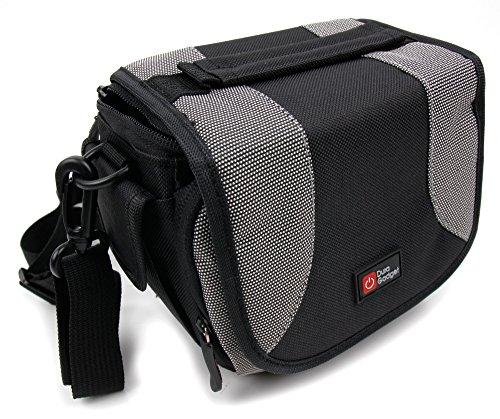 Gepolsterte Funkgerät-Tasche mit Innenpolsterung für Extra-Schutz für zwei Lexibook Violetta (TW41VI) | zwei Lexibook Walkie Talkie Schwarz (TW41/TW41-01) oder ein Star Wars (TW35S) Kinder-Funkhandy