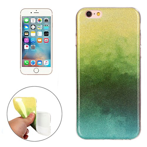 Phone case & Hülle Für iPhone 6 / 6s, IMD Color Fades Glitter Powder TPU Schutzhülle ( SKU : IP6G8686M ) IP6G8686B