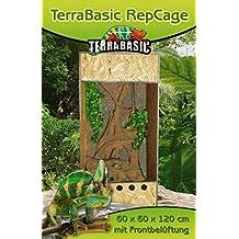 TerraBasic RepCage 50 x 50 x 80 con ventilazione frontale