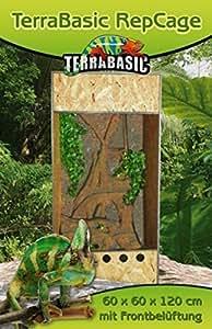 TerraBasic RepCage 60x60x120, Frontbelüftung