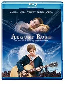 August Rush (Full Ws Dub Sub Ac3 Dol) [Blu-ray] [2007] [US Import] [Region A]