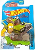 Hot Wheels, 2015 HW City, The Simpsons The Homer Die-Cast Vehicle #58/250 by Mattel