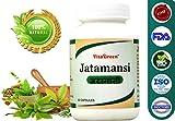 Jatamansi 100% Pure & Natural 60 Capsules (Pack Of 1)