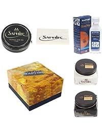 Saphir Lujo Zapato Kit de limpieza en Un Regalo Caja Disponible en 8 COLORES