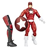 """Marvel Legends"""" """"Red Guardian"""" (Der rote Wächter) aus Captain America. Figur zum Aufstellen (15 cm)."""