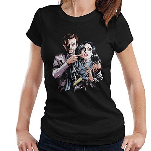 Jessica Jones AKA Censored Women's T-Shirt - Liebe Jessica T-shirt