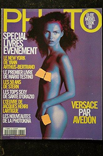 PHOTO 353 COVER KATE MOSS NUDE ARNETS INTIMES TOP MODELS SEXY SANTE D'ORAZIO CLAUDIA SCHIFFER AVEDON par Les Trésors d Emmanuelle