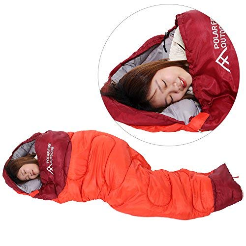 Saco Dormir Bolsa Transporte Adultos Niños, Camping