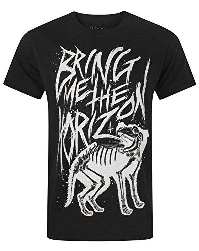 Herren - Bring Me The Horizon - Bring Me The Horizon - T-Shirt Black