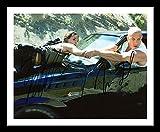 Fast & Furious - Vin Diesel & Michelle Rodriguez Autogramme Signiert Und Gerahmt Foto