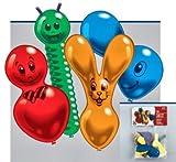 Generique Figuren-Luftballons