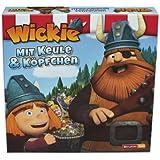 Studio 100 MEVI00000450 - Wickie und die starken Männer Brettspiel: Mit Keule und Köpfchen