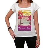 Floreana Island, Escape to paradise, strand t shirt damen, tshirt geschenk