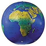 Replogle Globes Inflatable Topographical...